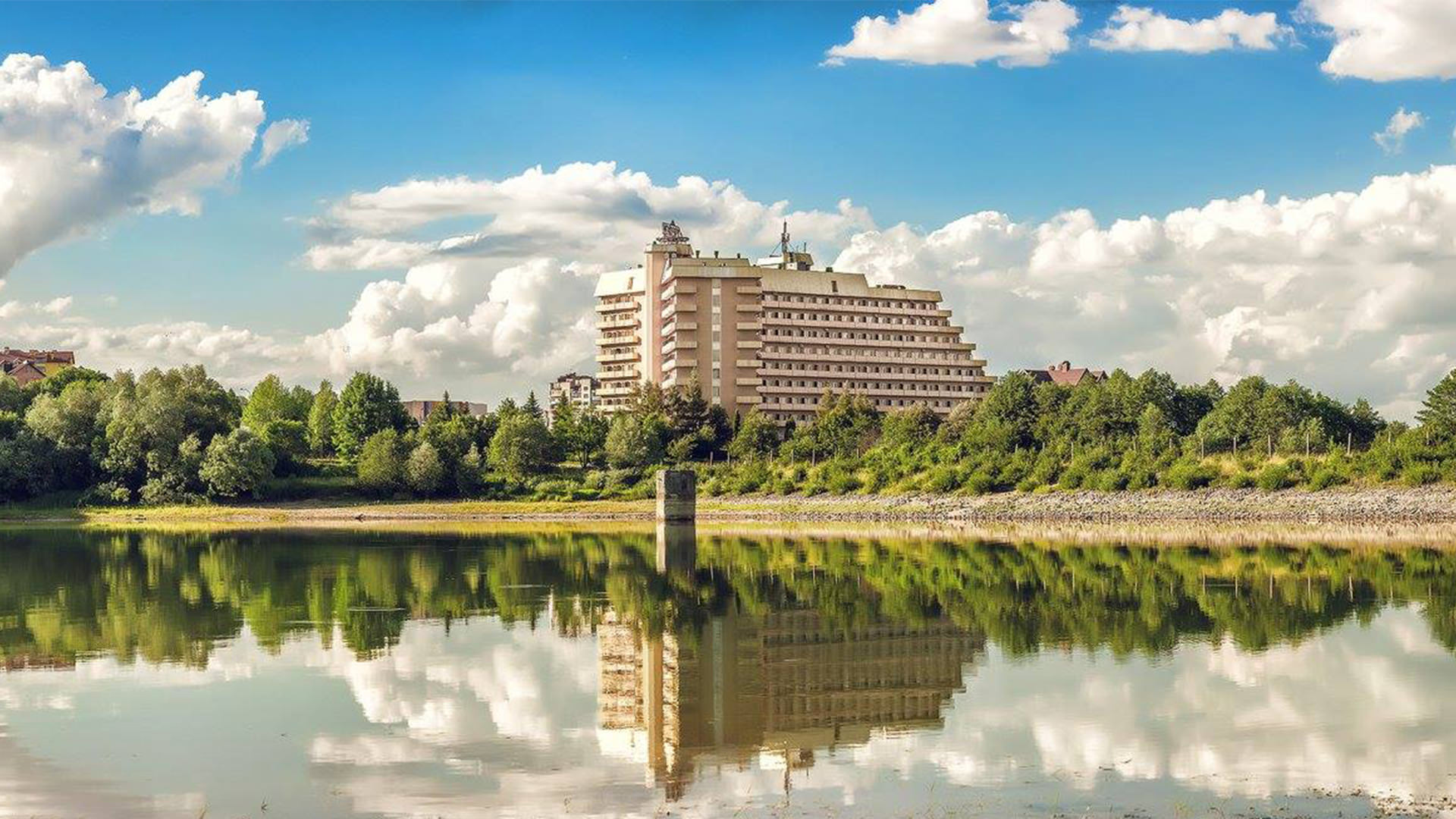 Sanatoriums and pensions of the Transcarpathian region: a selection of sites