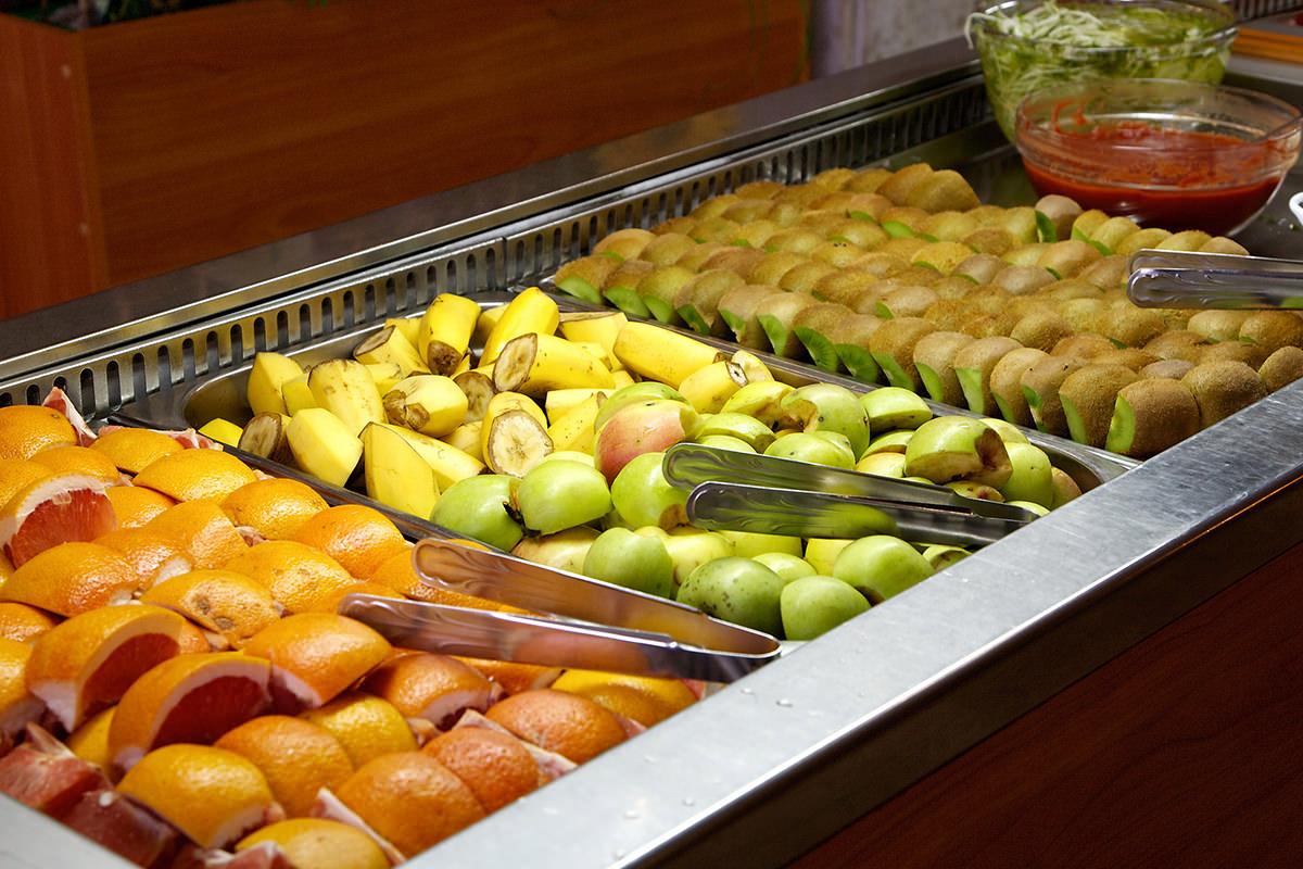 Организация питания реферат по кулинарии